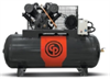 RCP Iron Series Two Stage Electric Duplex Compressor -- RCP-C20203D4