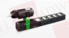 MURR ELEKTRONIK 8000-80040-3841000 ( EXACT8, 10XM8, 3 POLE PLUG. CAP, SPRING-TERM., 10.0M PUR 10*0,34+2*0,75 EXIT NORM.. ) -Image