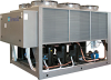 Multifunctional Air Cooled Unit with Hot Water Production -- Energy Prozone