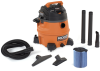 14 Gallon General Purpose High Performance Wet/Dry Vac