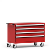 R Mobile Cabinet, 4 Drawers (54