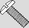 Binder Head Screws - Nylon -- NBB00908 - Image