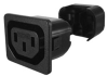 Power Entry Connectors - Inlets, Outlets, Modules -- Q984-ND