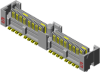 Q2™ Rugged/High Speed Interconnects -- QFS-DP Series