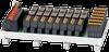 DIN Rail Mount Power Distribution System -- SVS04