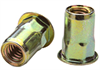 Half-Hex Shank Low-Profile Head Threaded Insert - Open End - Unified -- AEHS8-632-130 - Image