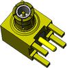 50 Ohm MCX Jacks & Plugs -- MCX-TH Series - Image
