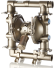 Sanitary Double Diaphragm Pump -- SaniForce 2150