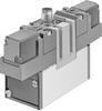 Air solenoid valve -- MEBH-5/3B-D-3-ZSR-C -Image