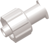 Locking Male to Female Luer to Luer Straight Connector -- AP13MLFP