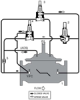 Stainless Steel Pressure Reducing and Sustaining Control Valve with Downstream Surge Control Feature -- 912GS-11 - Image