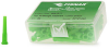 Fisnar QuantX™ 8001217 Single Tapered Dispensing Tip Lime Green 1.25 in x 10 ga -- 8001217 -Image