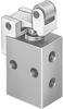 Roller lever valve -- R-3-M5 -Image