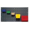 """36"""" x 19"""" - Wall Mounted Panel Rack -- BINR3619P -- View Larger Image"""
