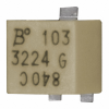 Trimmer Potentiometers -- 3224G-1-105ECT-ND
