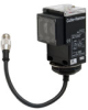 Photoelectric sensor, rectangular, diffuse reflective, 12-240 VDC... -- 1351E-6534