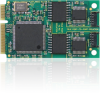 Two-port Isolated RS232 PCI Express Mini Card -- mPCIe-ICM232-2 -- View Larger Image