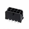 Rectangular Connectors - Headers, Male Pins -- WM10680-ND