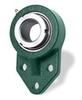 Grip Tight Adapter Mount Bearing, Flange Bracket