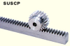 31.83mm PD Stainless Steel Spur Gears -- SUSCP5-20 - Image