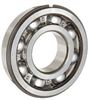Ball Bearing,Open,Snap Ring,Dia. 50mm -- 36D484