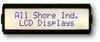 LCD Character Display Module -- ASI-G-162FS-GF-BWS/W