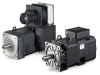 Induction Low Inertia AC Motor, IEC Frame