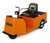 24-volt Personnel Carrier (3 wheels), Mortec -- E-242HD