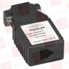 ASYNC RS-232 TO RS-485 INTERFACE CONVERTER DB9 FEMALE TO RJ-11 -- IC623AF - Image