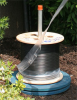 CAST Wire spinner Turntable Wire Dispenser -- CSPIN
