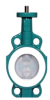 PTFE Lined Butterfly Valves -- 24/7 Stock Service - Image