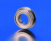 Flanged Shielded Metric Bearings -- MF104ZZ