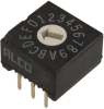 DIP Switches -- 1-1825007-1-ND - Image