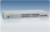 9700 Series Stackable Layer 3 Switches -- AT-9724TS