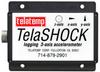 TelaSHOCK TRI-AXIAL SHOCK RECORDER 50g -- SHOCK-50
