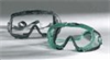 14384 - Allsafe SMC MonoGoggle Goggle, Standard, Green Body/Clear Lens -- GO-81657-00 -- View Larger Image