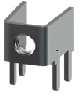 M3 PC Mount Terminal Only -- 7760 -Image