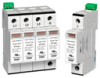 UL SPD: Surge-Trap® Pluggable SPDs DIN Rail -- SP550U - Image