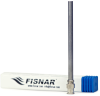 Fisnar 808250SS1 Luer Lock Stainless Steel Dispensing Tip 2.5 in x 8 ga -- 808250SS1 -Image