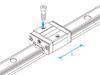 Linear Motion Guide SR -- SR15V-Image