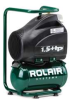 ROLAIR 1.5 HP, 3.6 CFM@100 PSI, 1.5 Gallon Tank Compressor -- Model# FC1500HBP2