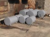150 Gallon Single Wall Remote Tank - Round -- 140003