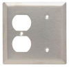 Standard Wall Plate -- SS148 - Image