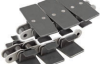 HabaCHAIN® Radius Running Snap-on Chain with Tab -- 1874T