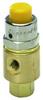 Captivated Push Button -- PC-1R-BC