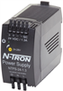 DIN-Rail Power Supply, 1.3 Amp @ 24 VDC -- NTPS-24-1.3 - Image