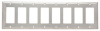 Standard Wall Plate -- SS268 - Image
