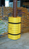 BUILDING COLUMN PROTECTORS -- STANDARD SIZE -- HSYP-C-8-EY