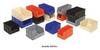 Stackable Shelf Bins -- HSSB425-BK -Image