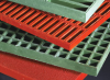 Molded Fiberglass Grating -- DURAGRATE -- View Larger Image